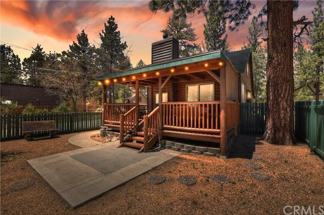 377 W North Shore Drive, Big Bear, CA 92314 (#EV21097430) :: Pam Spadafore & Associates