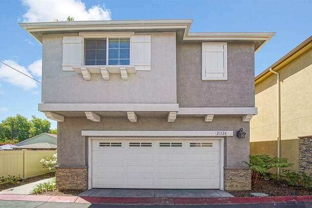 21124 Ingomar Court, Canoga Park, CA 91304 (#221002416) :: Power Real Estate Group