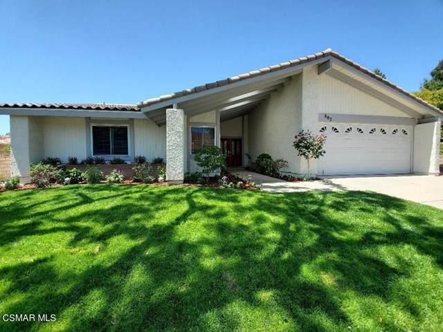883 Hartglen Avenue, Westlake Village, CA 91361 (#221002417) :: Pam Spadafore & Associates
