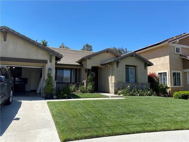 4360 Maidstone Circle, Corona, CA 92883 (#LG21097447) :: Pam Spadafore & Associates