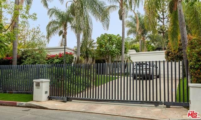 1201 Shadybrook Drive, Beverly Hills, CA 90210 (#21728038) :: Mainstreet Realtors®