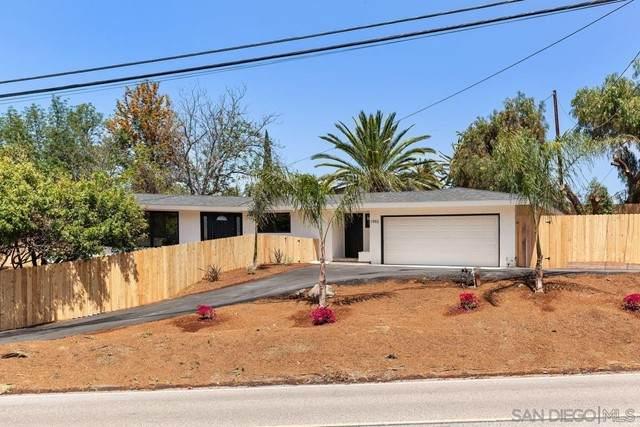 1992 La Cresta Rd, El Cajon, CA 92021 (#210012155) :: Pam Spadafore & Associates