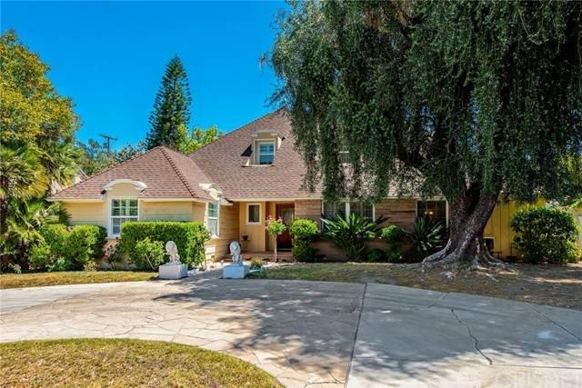 4942 Hayvenhurst Avenue, Encino, CA 91436 (#SR21096910) :: The Brad Korb Real Estate Group