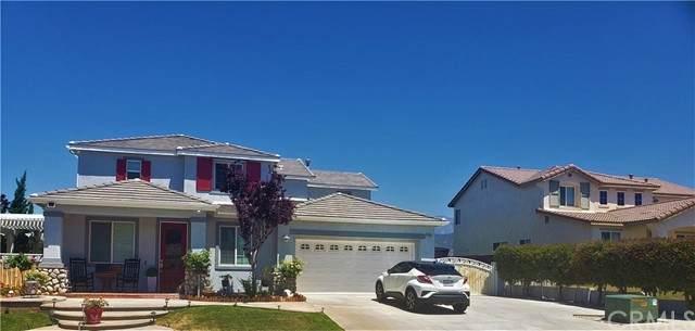 1246 Oakhurst Court, Beaumont, CA 92223 (#EV21097053) :: Zen Ziejewski and Team