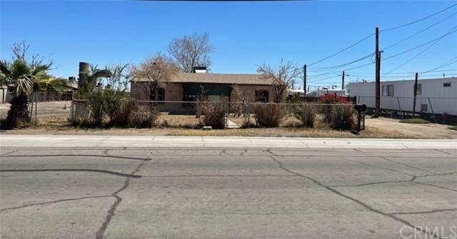 1013 N 6th Street, El Centro, CA 92243 (#IV21097531) :: Wahba Group Real Estate | Keller Williams Irvine