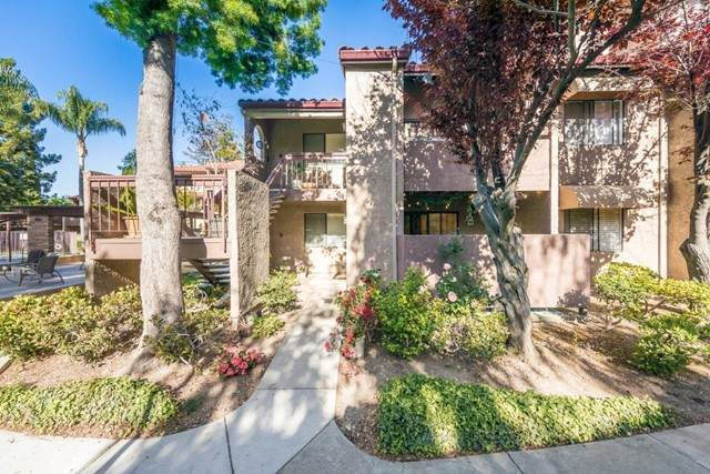 2250 Monroe Street #195, Santa Clara, CA 95050 (#ML81842732) :: Wahba Group Real Estate | Keller Williams Irvine