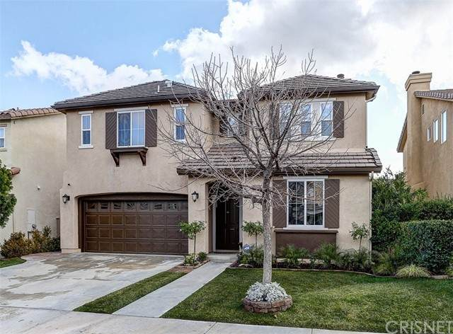 17536 Gladesworth Lane, Canyon Country, CA 91387 (#SR21091728) :: The Brad Korb Real Estate Group