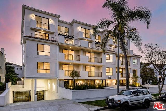 1515 S Holt Street #304, Los Angeles (City), CA 90035 (#21702434) :: Mark Nazzal Real Estate Group
