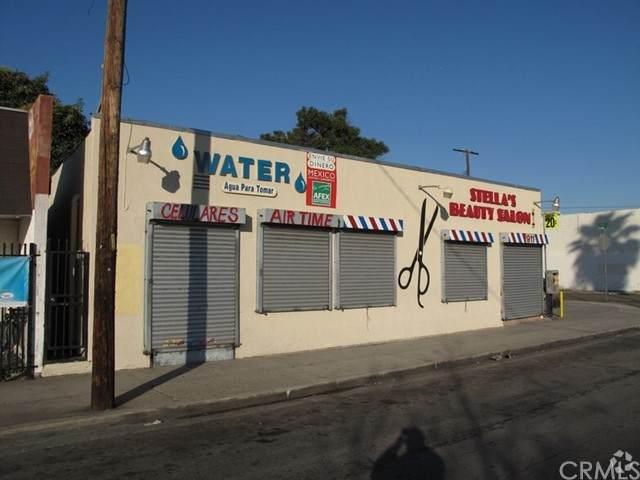 911 N Wilmington Avenue, Compton, CA 90220 (#SB21097634) :: Hart Coastal Group