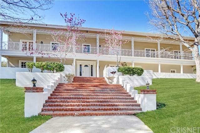 2150 Cold Canyon Road, Calabasas, CA 91302 (#SR21072269) :: The Costantino Group | Cal American Homes and Realty
