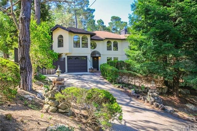 2106 Fern Drive, Cambria, CA 93428 (MLS #SC21096519) :: CARLILE Realty & Lending
