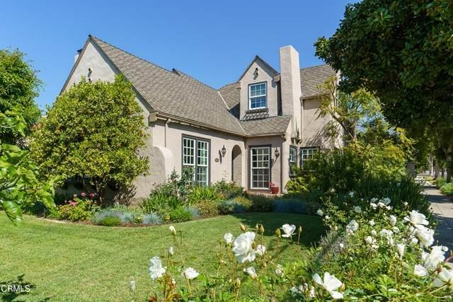 2131 Lambert Drive, Pasadena, CA 91107 (#P1-4626) :: The Brad Korb Real Estate Group