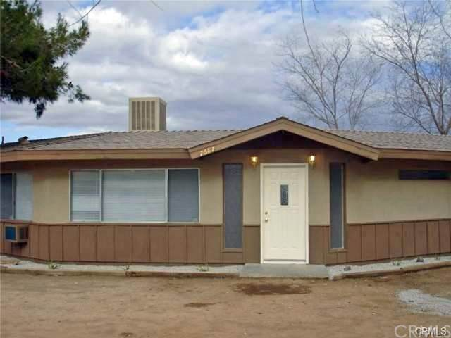 7687 Deer, Yucca Valley, CA 92284 (#JT21097670) :: EXIT Alliance Realty
