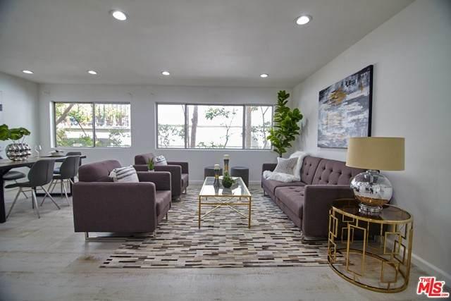 1025 N Kings Road #105, West Hollywood, CA 90069 (#21727928) :: Mint Real Estate