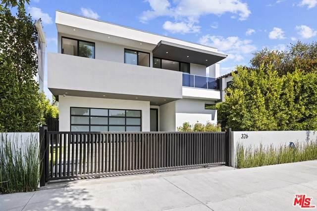 326 N Croft Avenue, Los Angeles (City), CA 90048 (#21728744) :: CENTURY 21 Jordan-Link & Co.