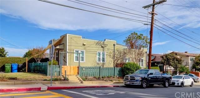 632 W 32nd Street, San Pedro, CA 90731 (#SB21097717) :: Go Gabby