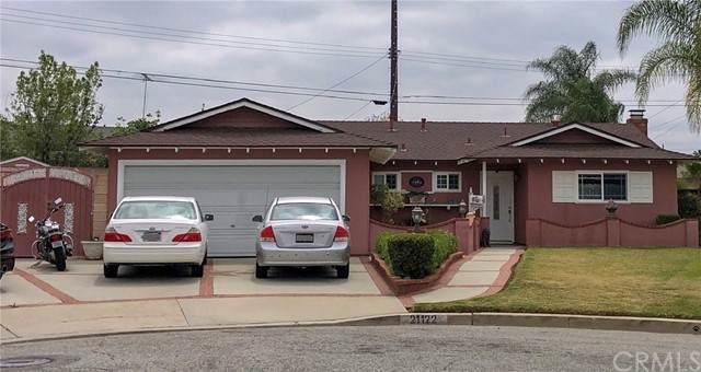 21122 E Benwood Street, Covina, CA 91724 (#TR21097768) :: Compass