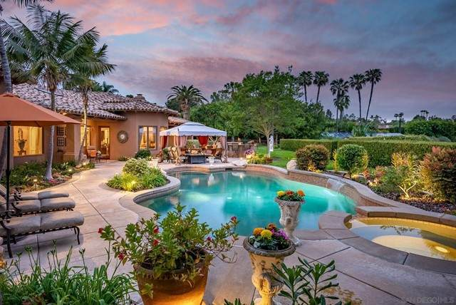 14725 Rancho Santa Farms Rd., Rancho Santa Fe, CA 92067 (#210012203) :: Power Real Estate Group