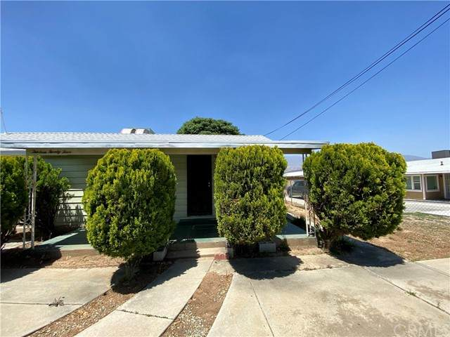 1324 E 8th Street, Beaumont, CA 92223 (#EV21096459) :: RE/MAX Empire Properties