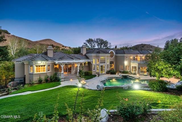 907 Vista Ridge Lane, Westlake Village, CA 91362 (#221002438) :: Mainstreet Realtors®