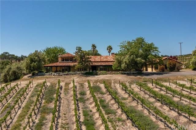 4270 Ranchita Canyon Road, San Miguel, CA 93451 (#NS21097781) :: Go Gabby