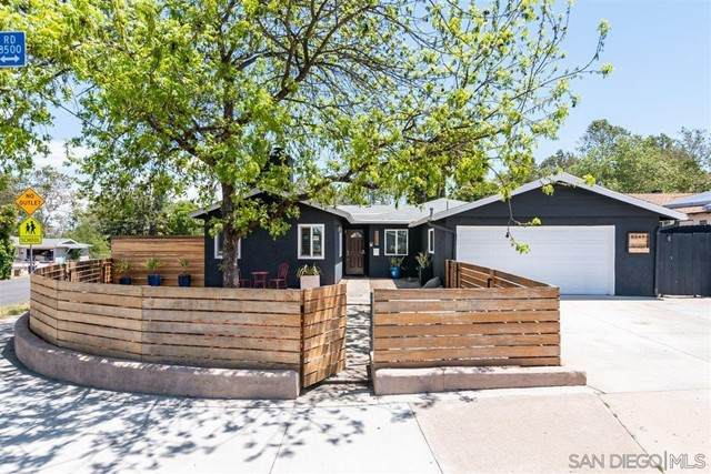 8549 Big Rock Rd, Santee, CA 92071 (#210012213) :: The Costantino Group   Cal American Homes and Realty
