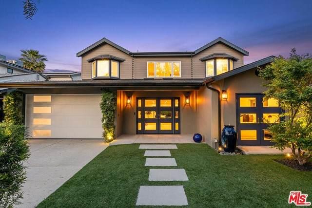 4064 Wilkinson Avenue, Studio City, CA 91604 (#21726198) :: Power Real Estate Group