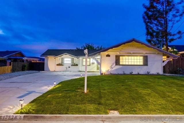 12526 Buckskin, Poway, CA 92064 (#210012210) :: Power Real Estate Group