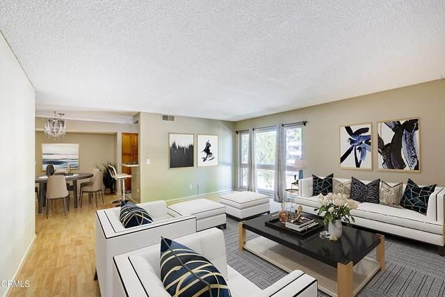 120 S Sierra Madre Boulevard #201, Pasadena, CA 91107 (#P1-4634) :: Mainstreet Realtors®