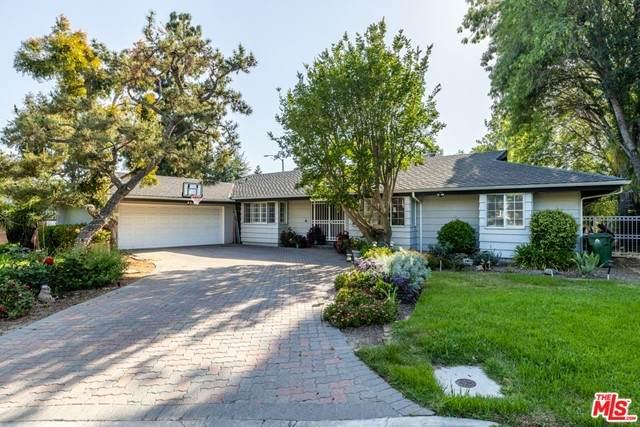 10307 Claire Avenue, Northridge, CA 91326 (#21728966) :: The Brad Korb Real Estate Group