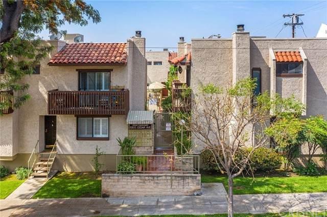 535 E Cedar Avenue H, Burbank, CA 91501 (#SR21097235) :: The Laffins Real Estate Team