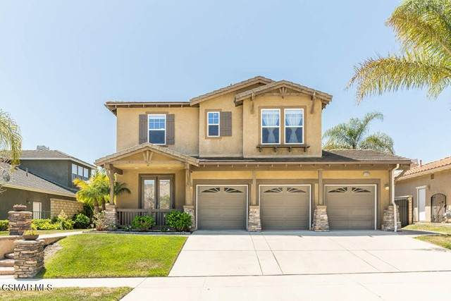 4590 Via Laguna, Newbury Park, CA 91320 (#221002440) :: Mainstreet Realtors®