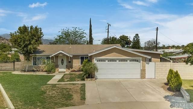 705 Ivy Street, Glendora, CA 91740 (#CV21097759) :: The Alvarado Brothers
