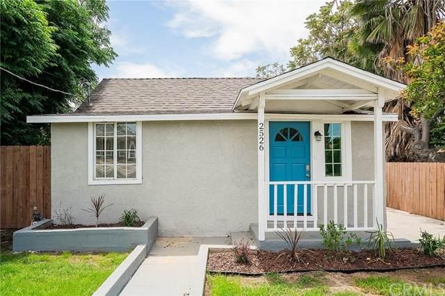 2526 10th Street, Riverside, CA 92507 (#DW21094622) :: Zen Ziejewski and Team