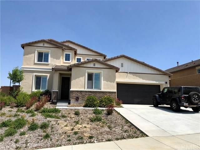 11468 Jacobsen Road, Beaumont, CA 92223 (#EV21097995) :: A|G Amaya Group Real Estate