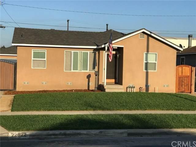 22822 Doble Avenue, Torrance, CA 90502 (#CV21097880) :: Go Gabby