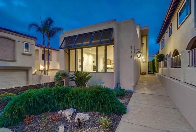 216 Nautilus St, La Jolla, CA 92037 (#210012244) :: RE/MAX Empire Properties