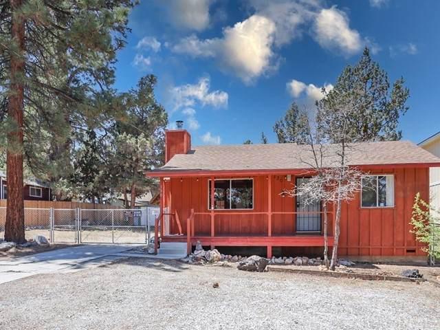 130 Maple Lane, Big Bear, CA 92386 (#PS21098073) :: Compass