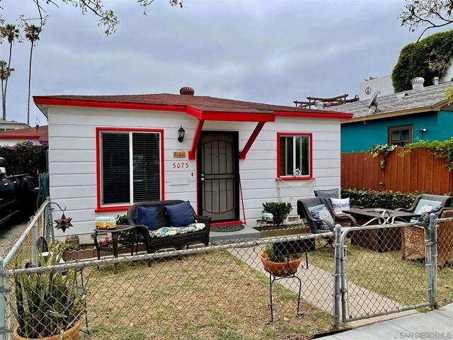 5073 5075 Long Branch, San Diego, CA 92107 (#210012237) :: Go Gabby