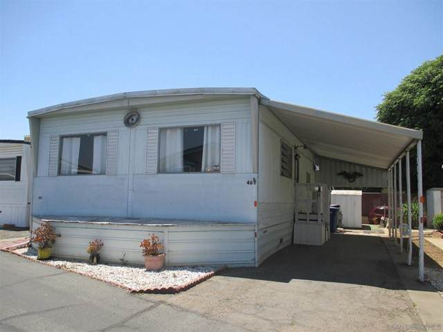 410 S First St. #46, El Cajon, CA 92019 (#210012249) :: Mark Nazzal Real Estate Group