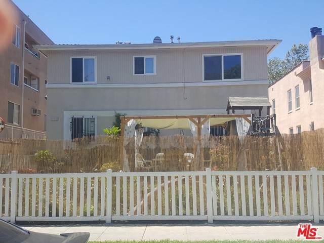 1201 S Shenandoah Street, Los Angeles (City), CA 90035 (#21729126) :: Team Forss Realty Group