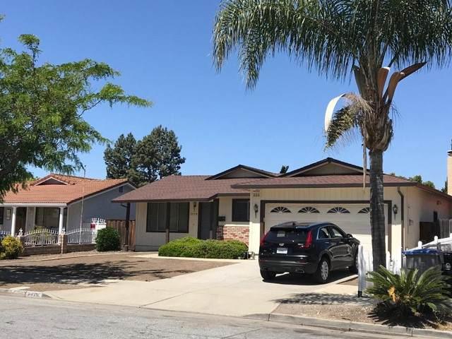2779 Baton Rouge Drive, San Jose, CA 95133 (#ML81842823) :: Mainstreet Realtors®