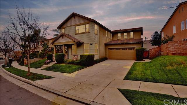25050 Cliffrose Street, Corona, CA 92883 (#IG21078748) :: Mainstreet Realtors®