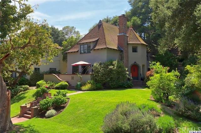 2131 Bonita Drive, Glendale, CA 91208 (#320005957) :: The Brad Korb Real Estate Group