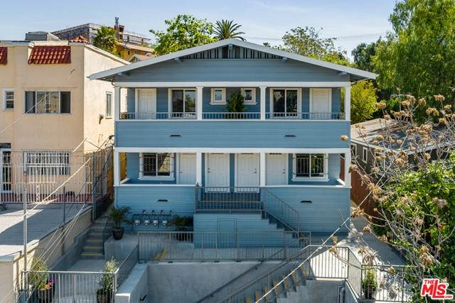 144 Douglas Street, Los Angeles (City), CA 90026 (#21721870) :: Mainstreet Realtors®