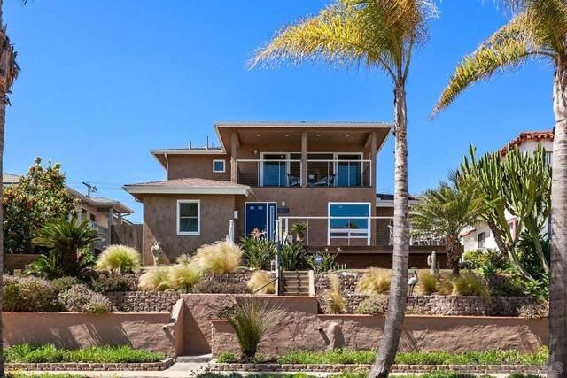 4427 Saratoga, San Diego, CA 92107 (#210012252) :: Go Gabby