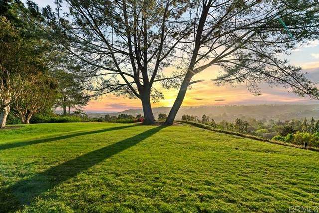 4706 El Mirar, Rancho Santa Fe, CA 92067 (#NDP2105053) :: Amazing Grace Real Estate | Coldwell Banker Realty