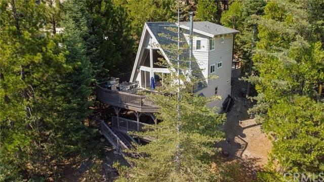 260 Birchwood Drive, Lake Arrowhead, CA 92352 (#EV21097993) :: Compass