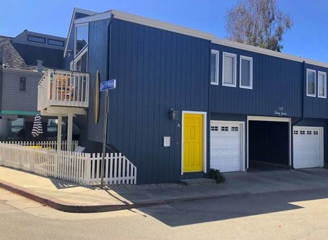 109 Cherry Avenue, Capitola, CA 95010 (#ML81842871) :: Millman Team