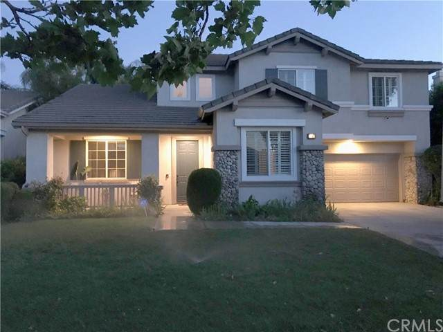 1567 Foothill Way, Redlands, CA 92374 (#EV21097126) :: American Real Estate List & Sell